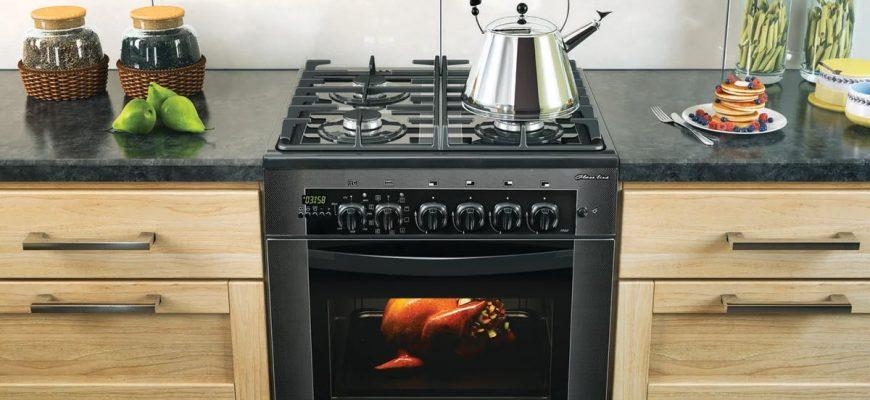 Лучшие газовые плиты