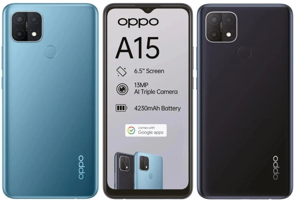 OPPO A15 2+32GB