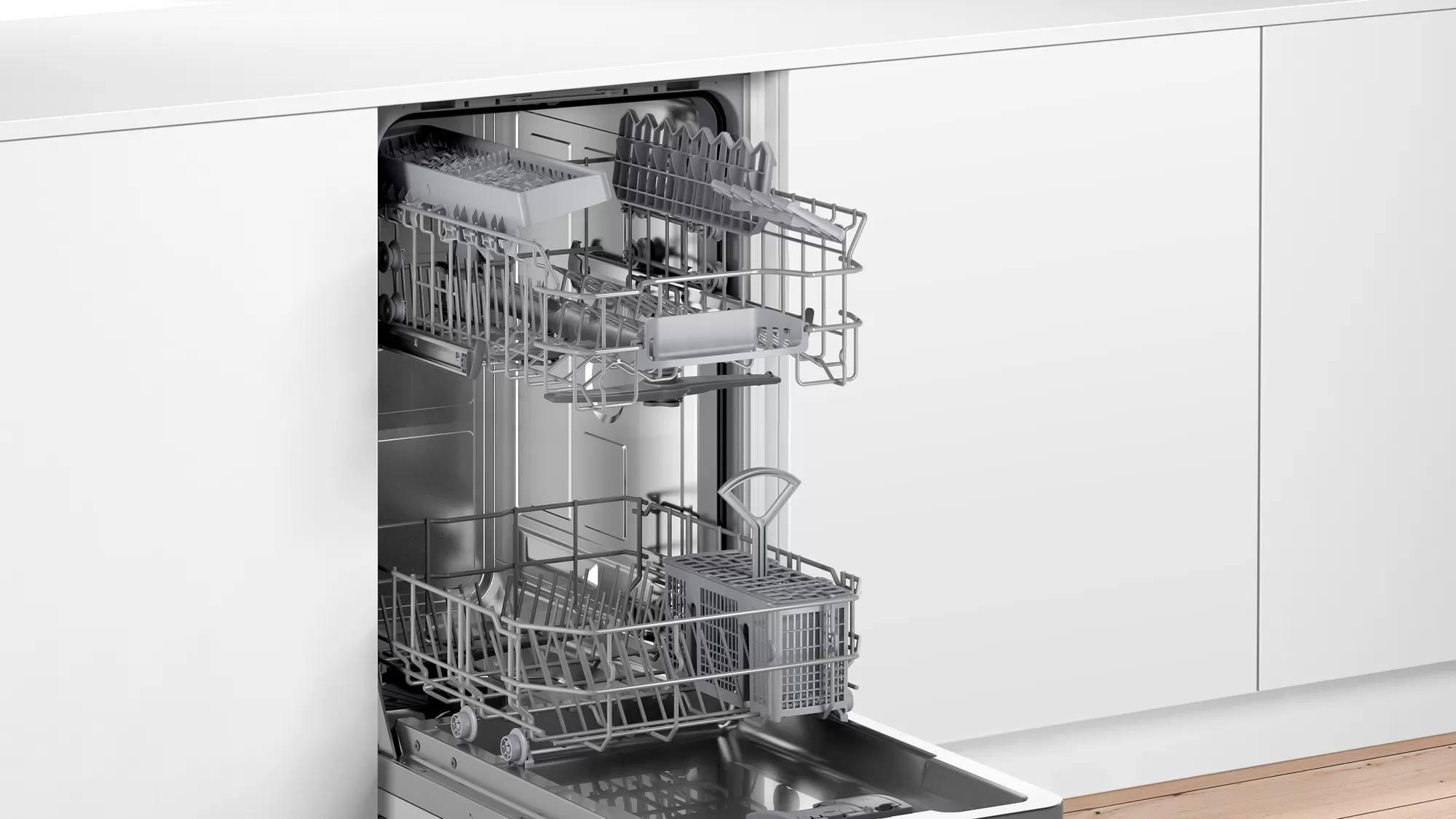посудомоечная машина Bosch SPV2IKX3BR