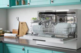 Рейтинг настольных посудомоечных машин