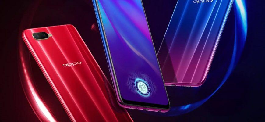 Смартфоны OPPO