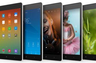 Топ планшетов Xiaomi