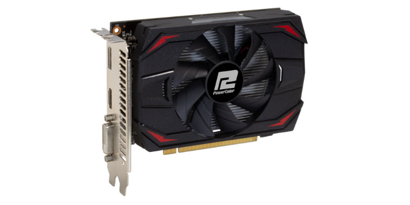 Видеокарта PowerColor Red Dragon Radeon RX 550 4GB (AXRX 550 4GBD5-DH)