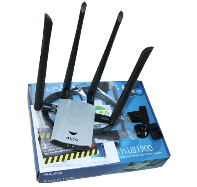 Wi-Fi адаптер Alfa Network AWUS1900