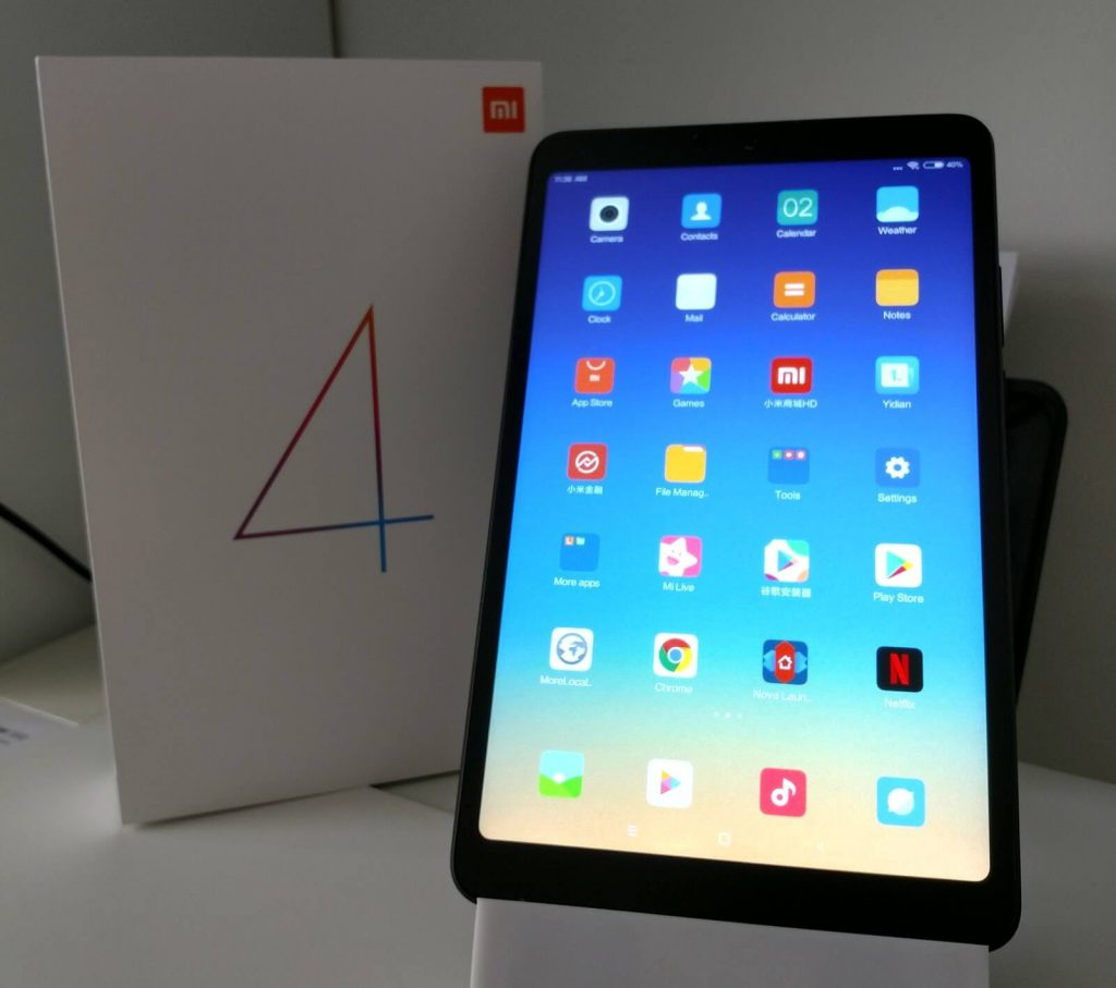 Xiaomi MiPad 4 64Gb (2018)