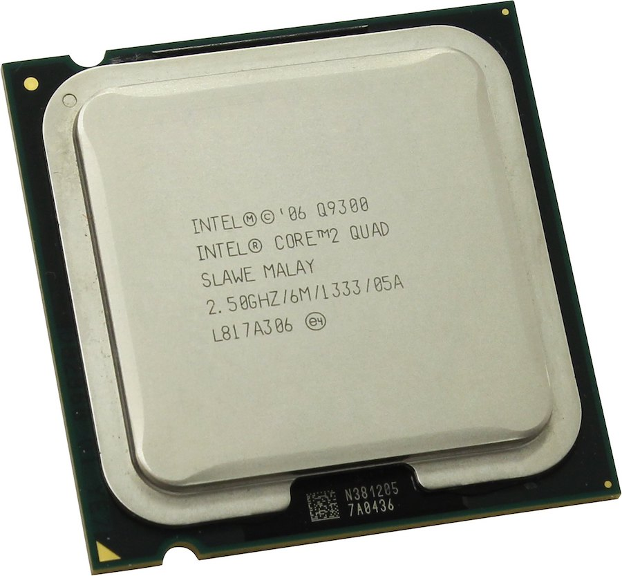 Intel Core 2 Quad Yorkfield