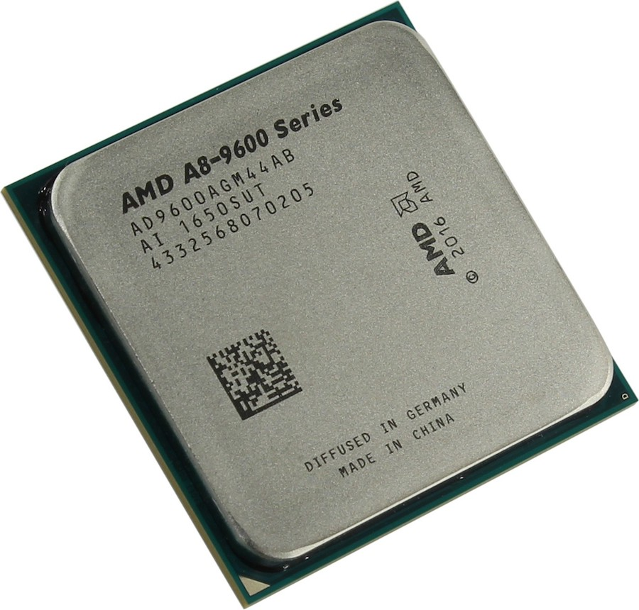 AMD A8 Bristol Ridge