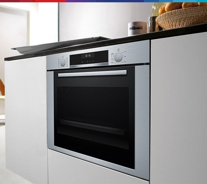 газовый духовой шкаф Bosch HGN10G050