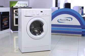 Обзор лучших моделей стиральных машин Indesit